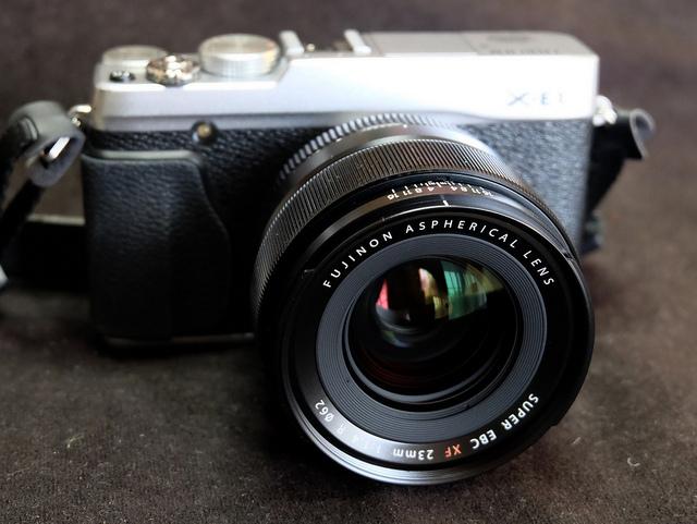 FUJIFILM XF23mmF1.4R + X-E1 大口径F1.4の単焦点レンズをお借りしました