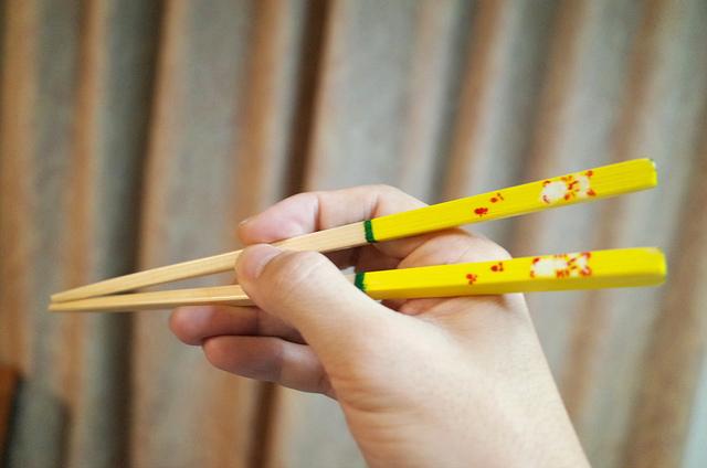 加子母森林エコツアー マイ箸づくり体験のお箸が届きました
