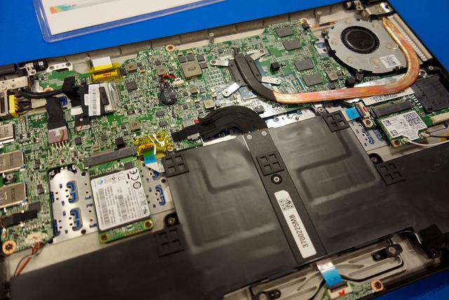 NEC LaVie Z 800gを切るために地道な工夫や改良を積み重ね着実に進化