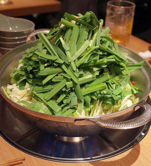 博多慶州銀中店 博多もつ鍋しょうゆ味が美味しい