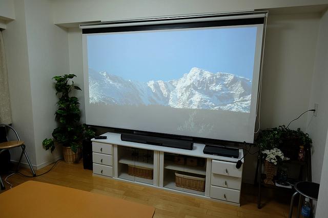 [PR] 本格ブルーレイホームシアター体験イベント 映画好きならブルーレイ&大画面で制作者の表現を楽しもう