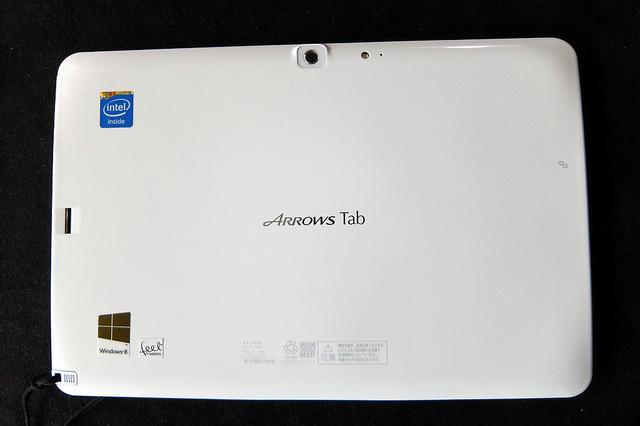 FUJITSU Arrows Tab QH55/M 2560×1600の高精細液晶とペン入力が写真の確認・現像に良いね