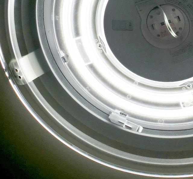 光色を変えられるLEDシーリングライト 東芝ライテックE-CORE高演色シーリングライト キレイ色-Kireiro-