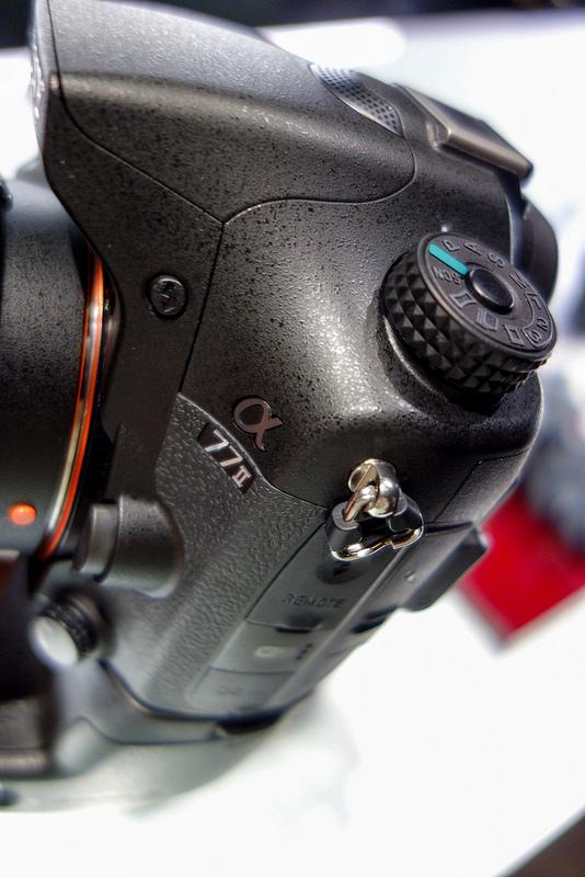 ソニーデジタルイメージング新商品体験会でα77II, α7S, RX100IIIに触れてきました