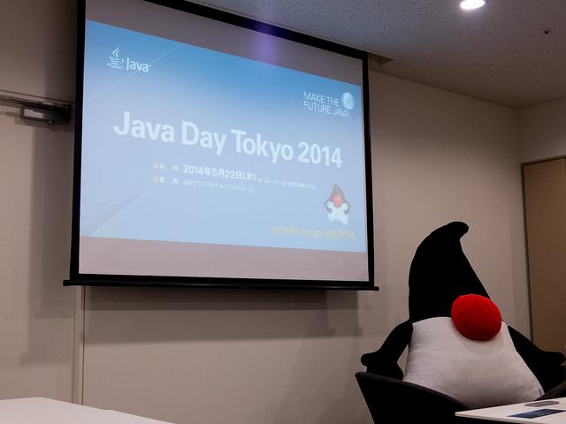 Java Fan Meeting 2014 開発者なら並列処理対応で大幅に進化するJava SE&EEの動向は押さえるべき