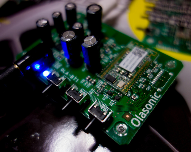 Olasonic完全読本 付録はヘッドホンアンプ搭載Bluetoothユニット そしてなんと!