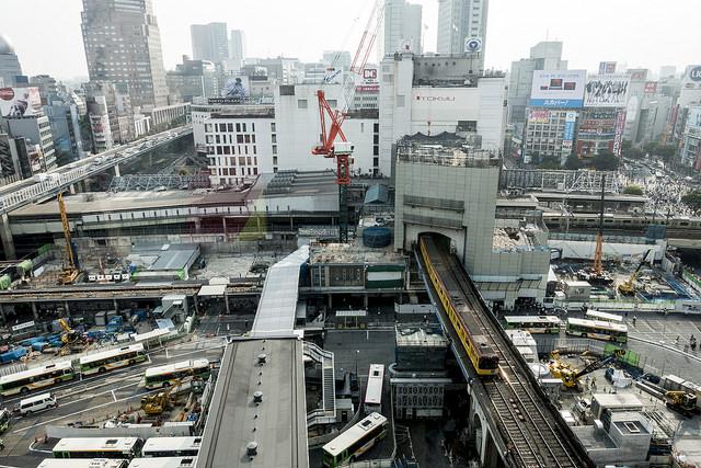 静かに大胆な変貌を遂げようとしている渋谷の地下ダンジョンに潜入