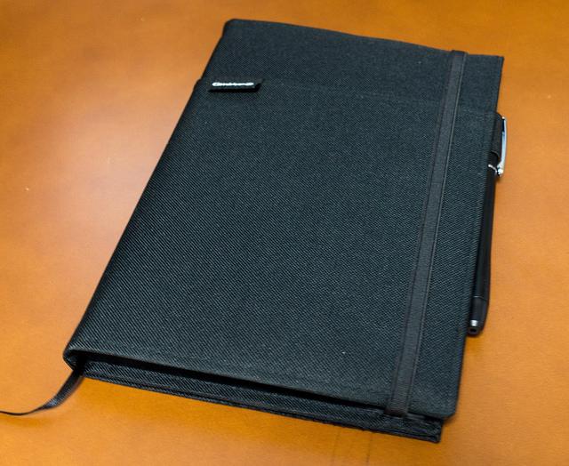 KOKUYO CamiApp S ノートブックタイプをお借りしました