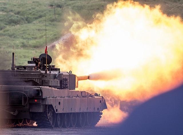 平成26年度富士総合火力演習を観てきました