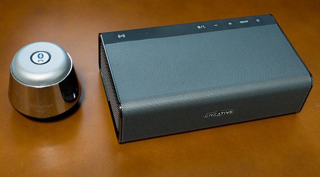 5ドライバー搭載BluetoothワイヤレススピーカーSound Blaster Roar  Creativeが低音とコンパクトさの両立に挑戦