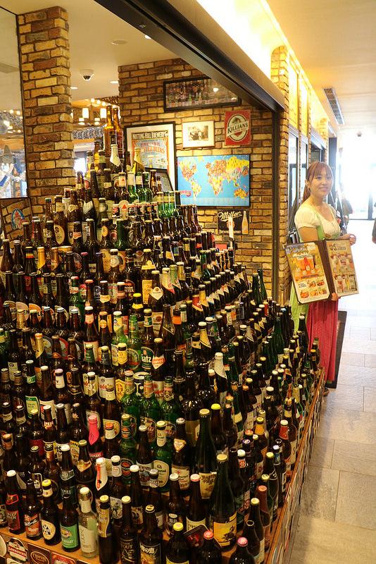 世界のビール博物館 パーティーコース
