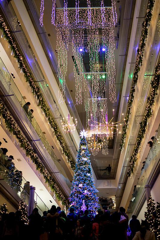 OLYMPUS OM-D E-M10 OMOTESANDO HILLS CHRISTMAS 2014