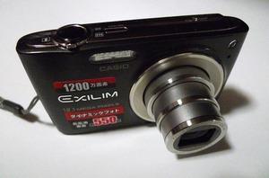 メイクアップモードが使える CASIO EX-Z400レビュー