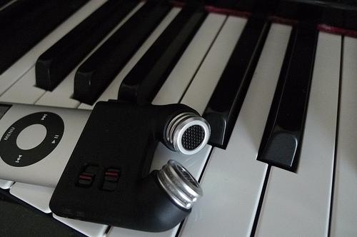 ピアノ演奏や環境音の生録に使えるか? logitec LIC-iREC03P