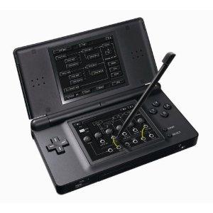 DSでシンセ KORG DS-10
