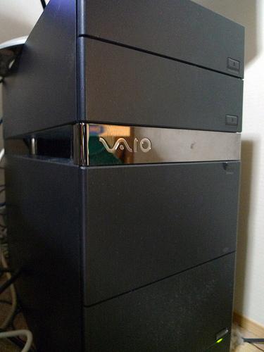 VAIO type Rを録画サーバに