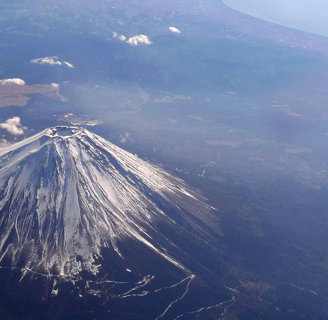 祝!富士山世界遺産登録
