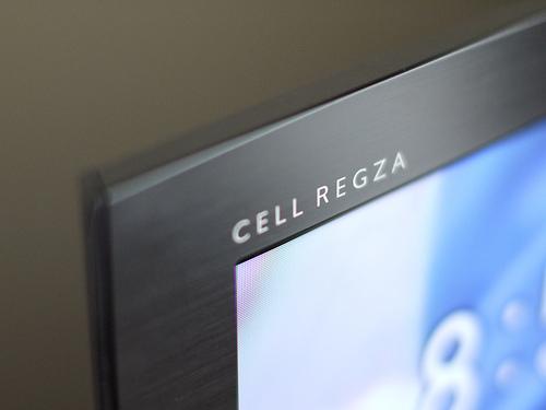 TOSHIBA CELL REGZA SLIM 46XE2 やっぱりタイムシフトやマルチ画面が魅力