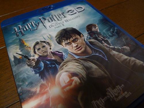ハリーポッターシリーズを一挙視聴