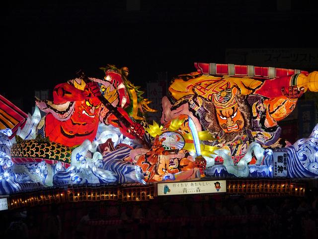 ふるさと祭り東京2012に行ってきた
