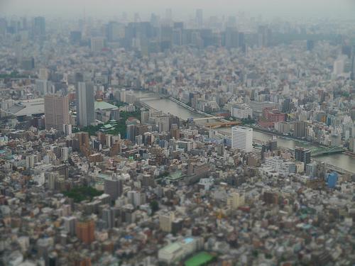 東京スカイツリー 再登頂(頂上じゃないけど)