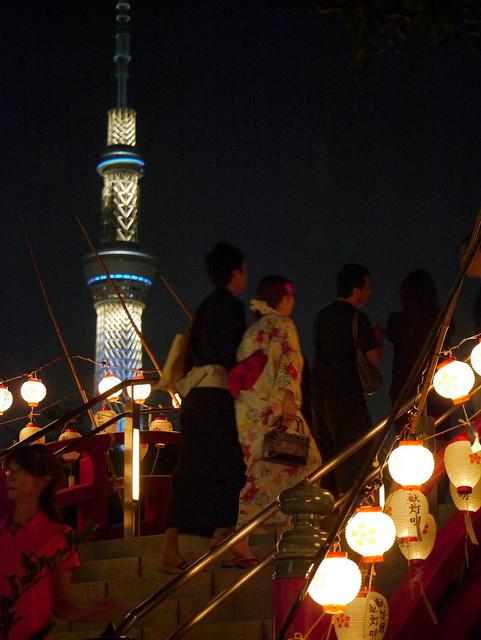 亀戸天神社 例大祭