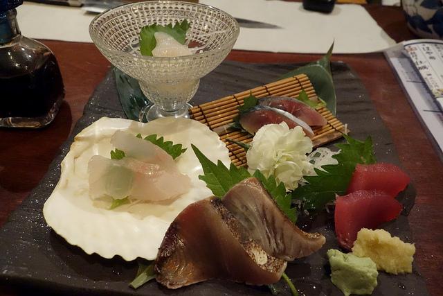 瑠璃座 宮城の美味しい海鮮や串焼きを堪能