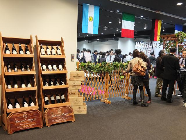 東京スカイツリータウン WINE EXPO 2012