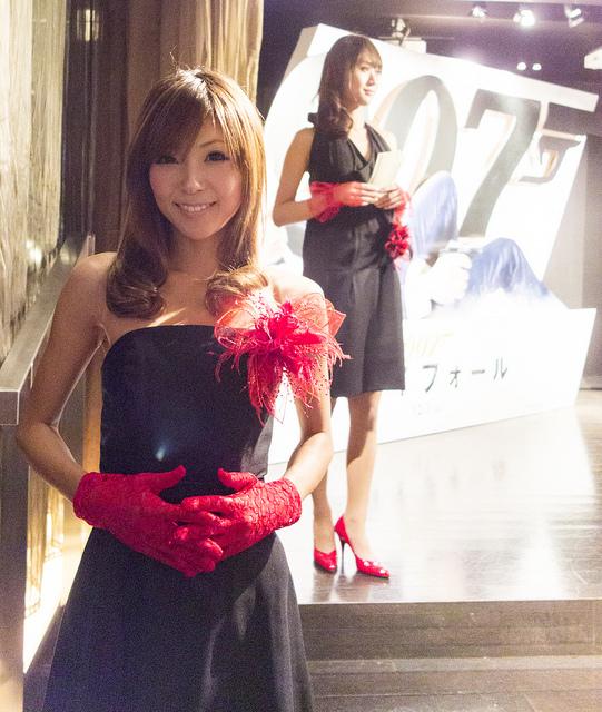[PR] コカ・コーラ ゼロ x 007スカイフォール ジャパンプレミアとエクスクルーシブパーティを楽しんできました