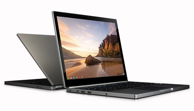 Google 2560×1700の高解像度ディスプレイ搭載のChromebook Pixelを発表