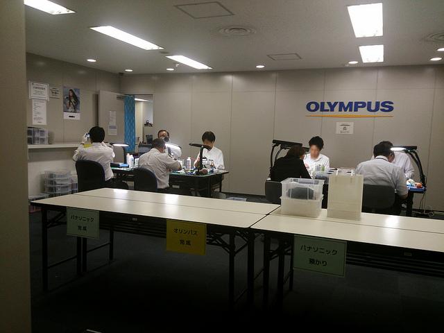 OLYMPUS&PANASONICコラボ企画 無料カメラクリーニングサービス