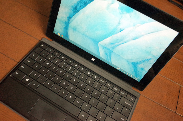 Microsoft Surface Proを使ってみました