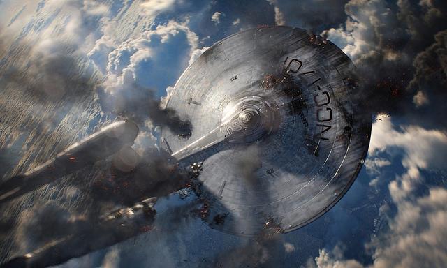 映画 Star Trek Into Darkness 見てきました