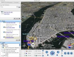 Google Earth  for Mac OS X