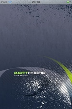 iPod touchでリズムマシンBeatPhone