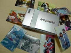 ポラロイドカメラを超えられるか Polaroid PoGo