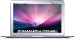 薄型MacBook Air登場