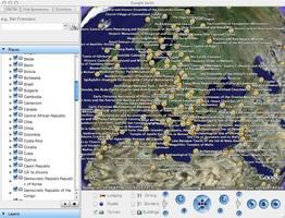 World Heritage Virtual Flightseeing on Google Earth