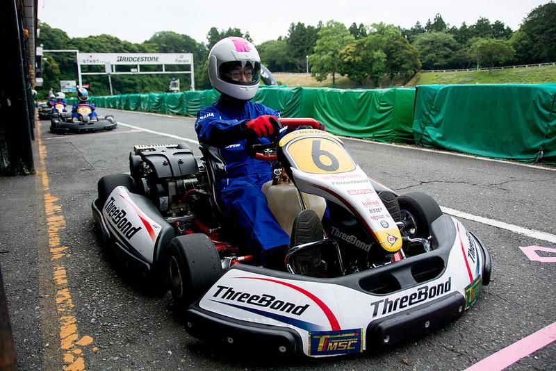 YAMAHA Resort つま恋でレーシングカート体験 #ヤマハカート