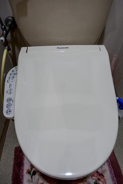 温水洗浄便座をビューティ・トワレDL-EJX20にリニューアル 設置工事を自分でやって・・・