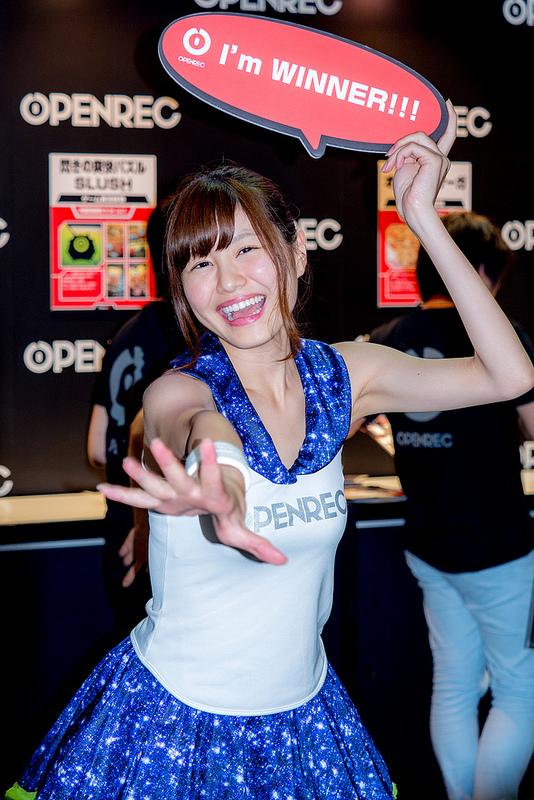 TGS2015  東京ゲームショウのコンパニオンさんなどを撮影