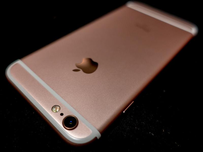 ドコモショップでiPhone 6sに機種変更