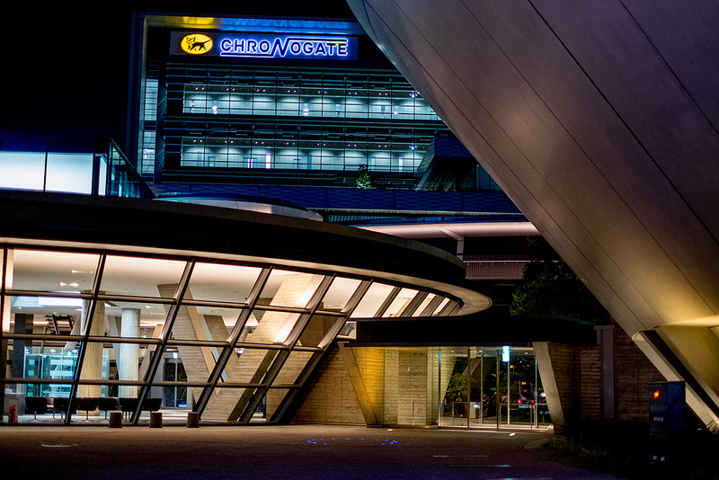 荷物を傷つけずに速く仕分ける最新総合物流拠点「羽田クロノゲート」を見学 #クロネコアンバサダー