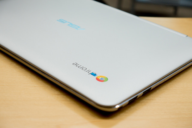 ASUS ChromebookセミナーでChromebook Flip C100PAをお借りしました #ASUSJP_chromebook