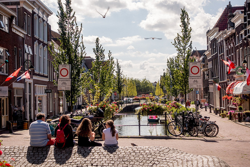 ストロープ・ワッフル作りを体験 オランダ ゴーダ #ユーレイル