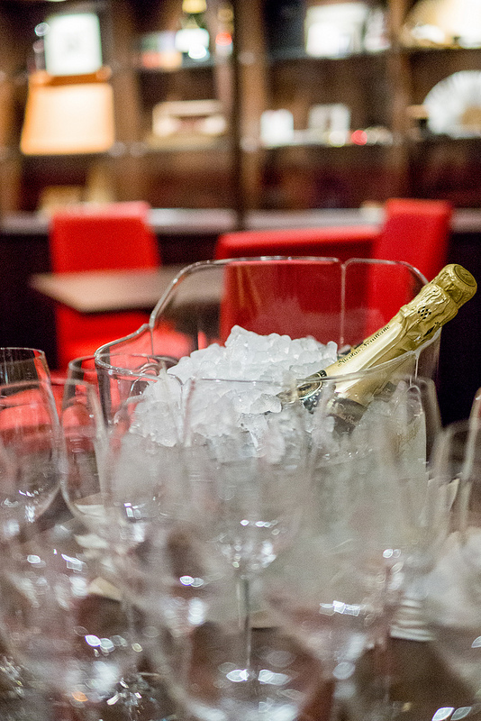 美味しいシャンパンとフレンチをカジュアルに頂ける 西麻布 ビストロ シャンパーニュ トレゾール