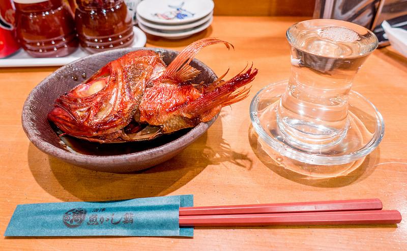 沼津駅前でさくっと魚と酒を楽しむのにおすすめ 沼津 魚がし鮨