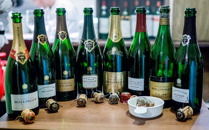 007のジェームス・ボンドも愛するボランジェを満喫 Bollinger Champagne Dinner @ 六本木 Le Coeur