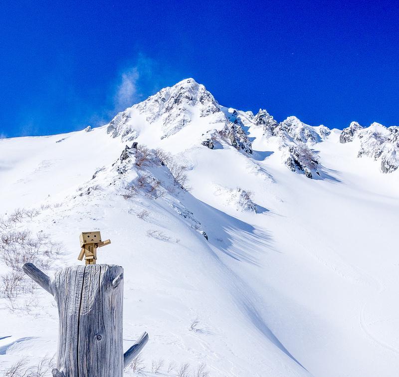冬の絶景が手軽に楽しめる 駒ケ岳 千畳敷カール