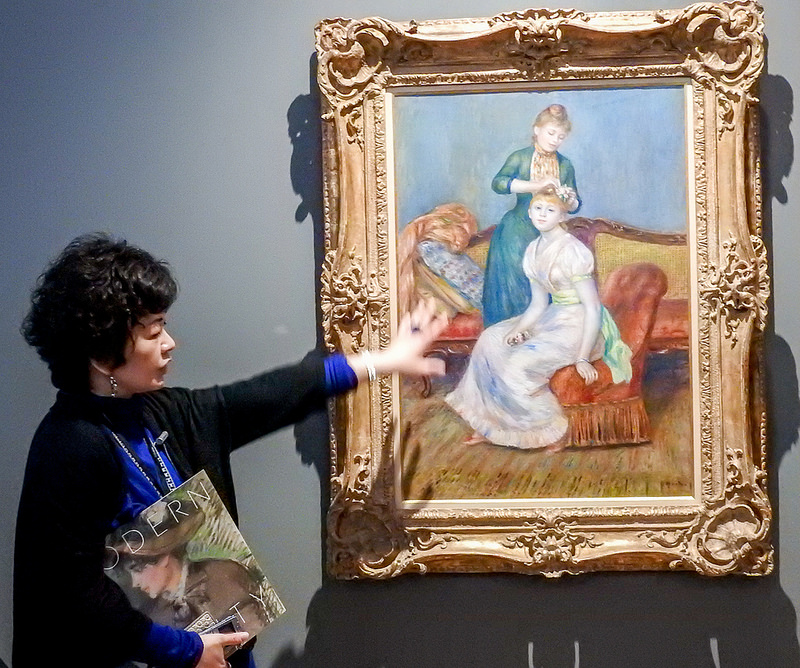 ポーラ美術館企画展Modern Beautyプレスツアーに参加してきました #mb展 #polamuseum #museumweek